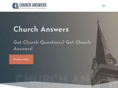 Church Answers
