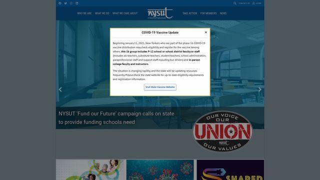 NYSUT Member Benefits Corporation