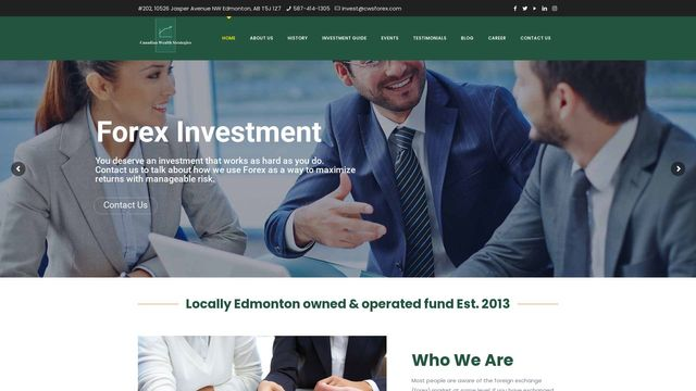 Canadian Wealth Strategies