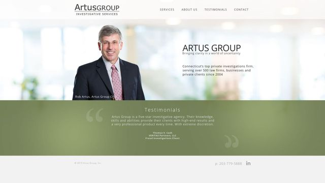 Artus Group Investigative Services