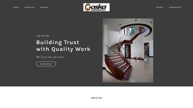 Oska construction