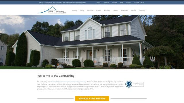 PG Contracting