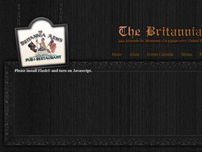 Britannia Arms of Monterey