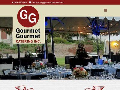 Gourmet Gourmet Catering Inc.