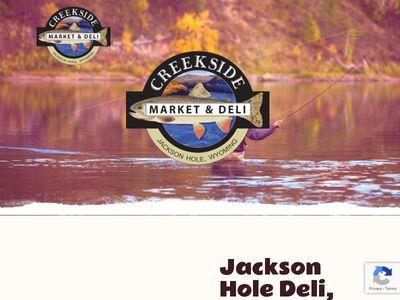 Creekside Market, Deli & LIquor
