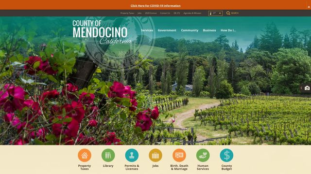 Mendocino County Tourism Commission, Inc.