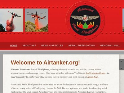 The Associated Aerial Firefighters