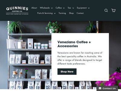 Quinnies Coffee Co