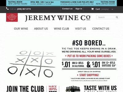 Jeremy Wine Co