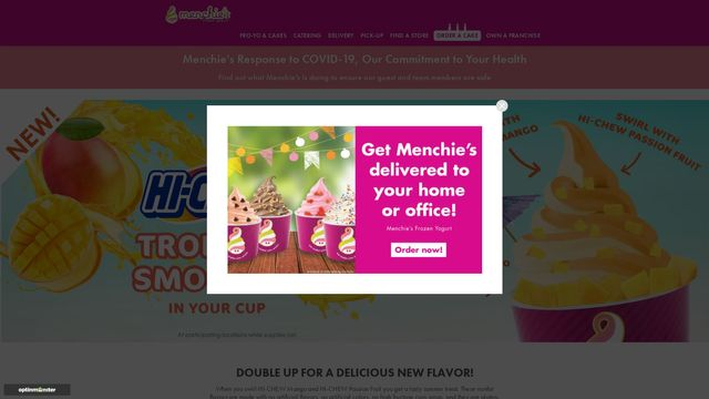 Menchie's Group, Inc.