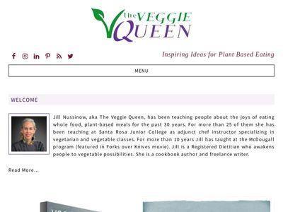 The Veggie Queen