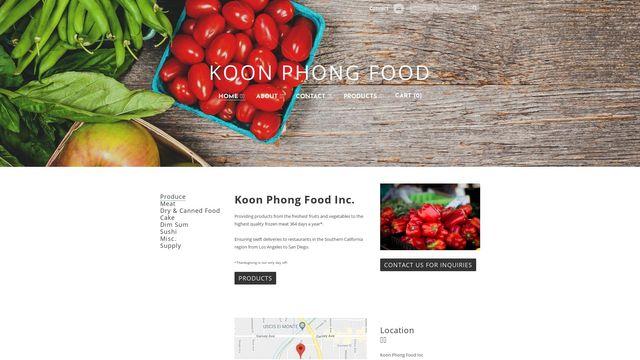 Koon Phong Food Inc.
