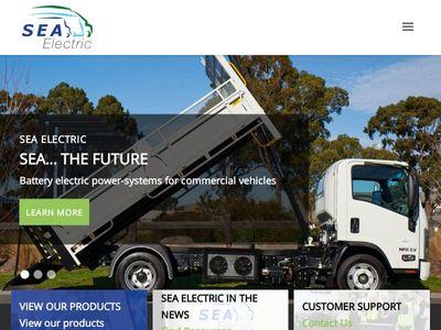 SEA Electric LLC