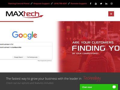 MAXtech Agency, LLC