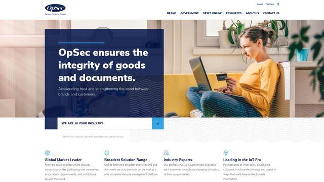 OpSec Security Group Ltd