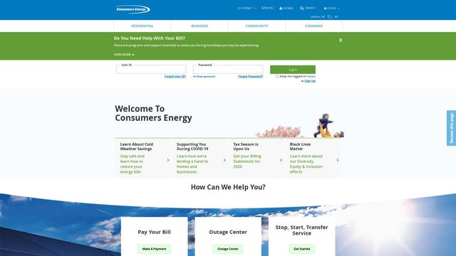 The Consumers Energy Company