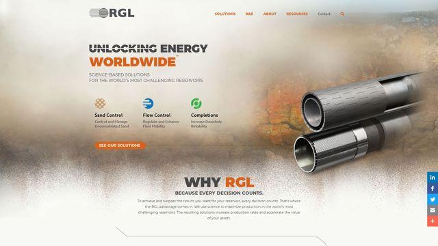 RGL Reservoir Management Inc.