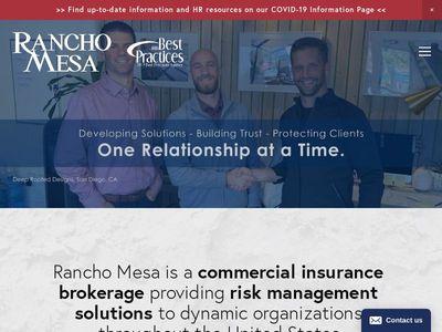 Rancho Mesa Insurance Services, Inc.