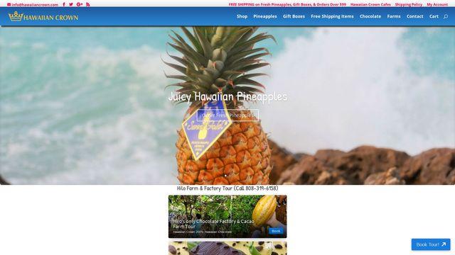 Hawaii Pineapple Company