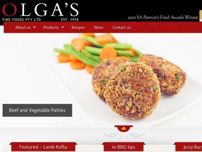 Olga's Fine Foods Pty Ltd
