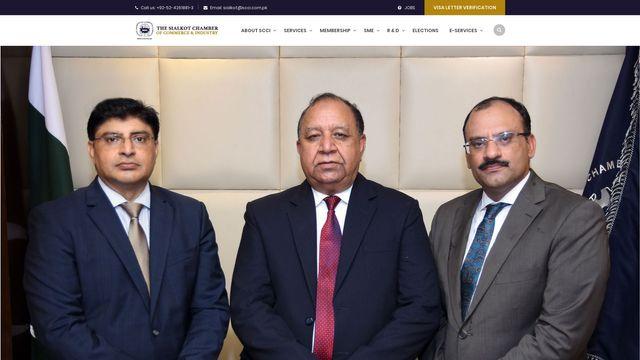 Sialkot Chamber Of Commerce & Industry