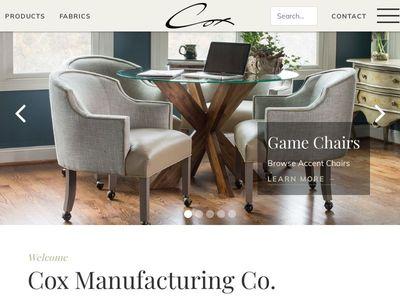 Cox Manufacturing Company, Inc.