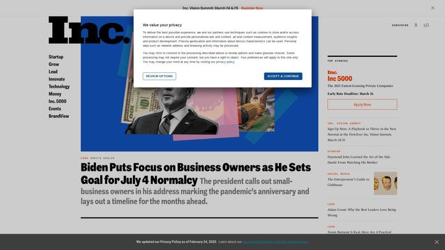 Article - Inc.