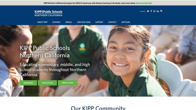 KIPP Stockton Middle School
