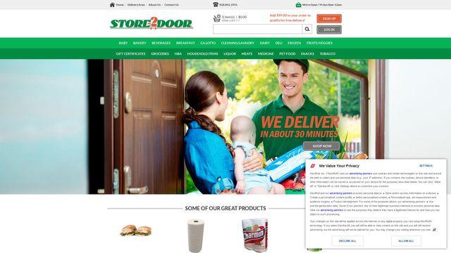 Store2Door, Inc