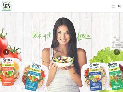 FiveStar Gourmet Foods, Inc.