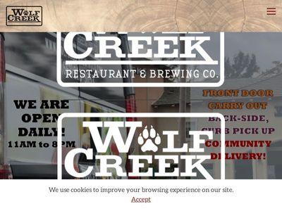 Wolf Creek Restaurant & Brewing Co.