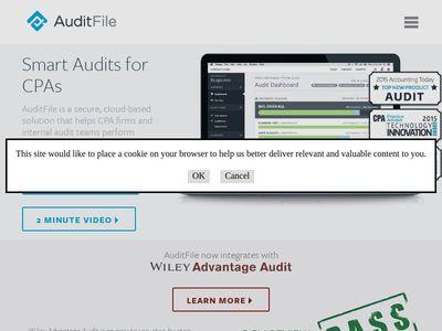 AuditFile, Inc.