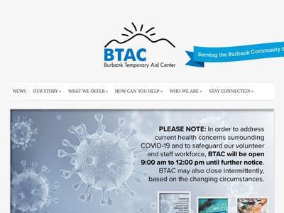 Burbank Temporary Aid Center, Inc.