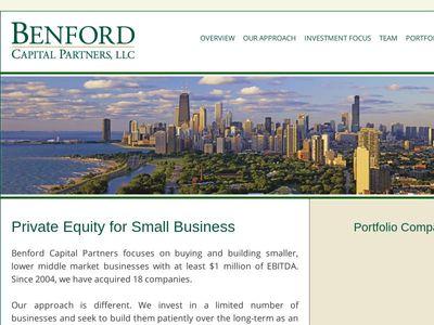 Benford Capital Partners, LLC
