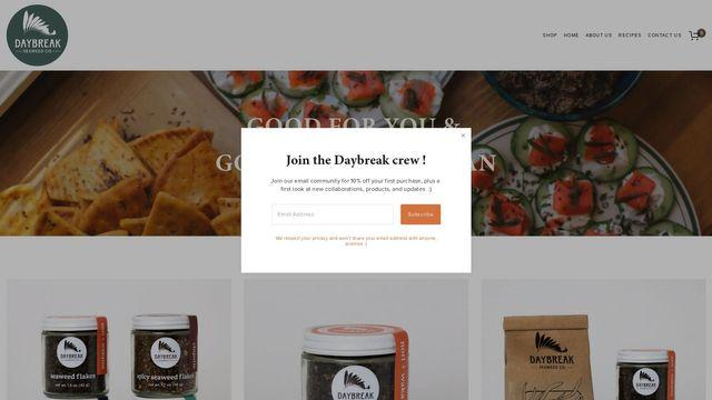 Salt Point Seaweed Co. LLC
