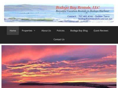 Bodega Bay Rentals, LLC