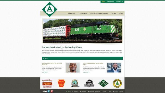 Anacostia Rail Holdings Company