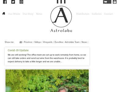 Astrolabe Wines Ltd