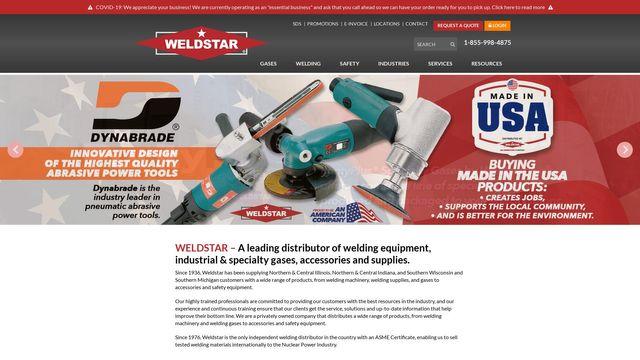 Weldstar Company