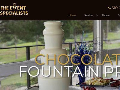 Chocolate Fountain Pros