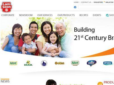 Lam Soon Consumer Marketing Co. Ltd