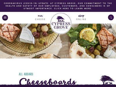 Cypress Grove Chevre, Inc.