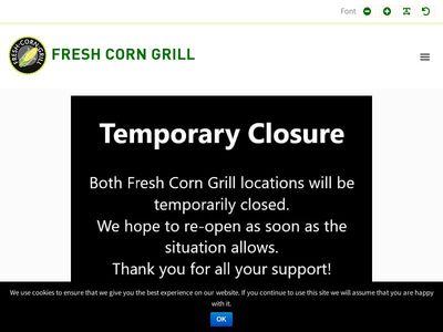 Fresh Corn Grill