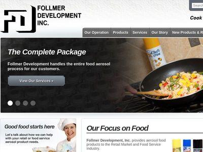 Follmer Development, Inc.
