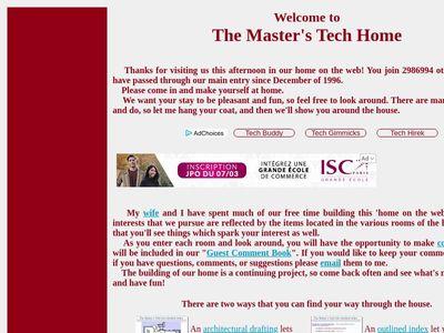 Master's Tech
