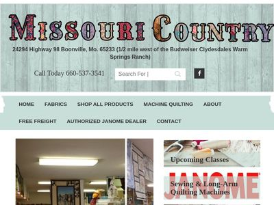 Missouri County Quilts