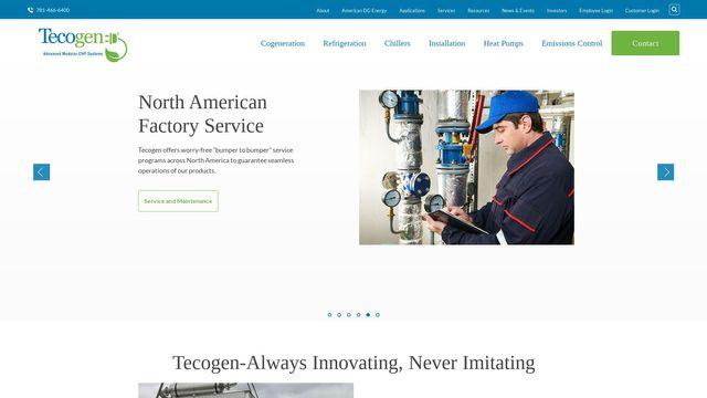 Tecogen, Inc.