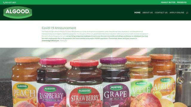 Algood Food Company
