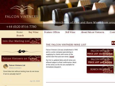 Falcon Vintners Ltd