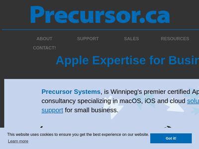 Precursor.ca, Inc.